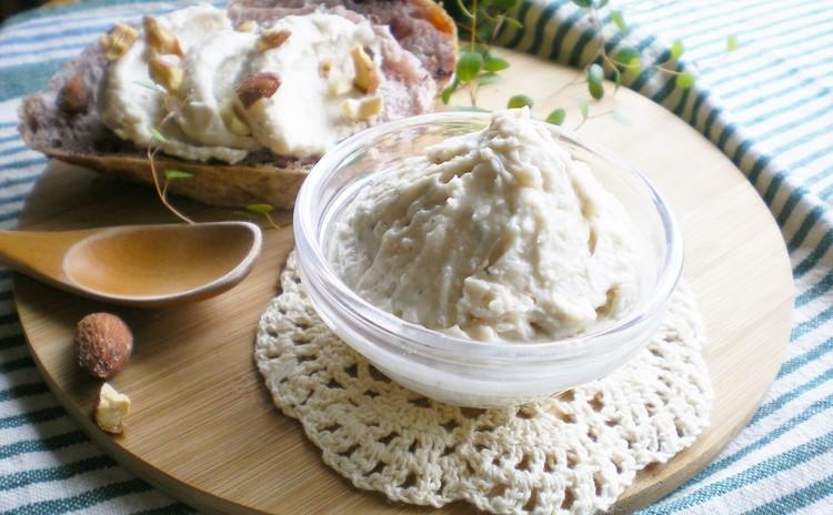 白花豆のチーズディップ