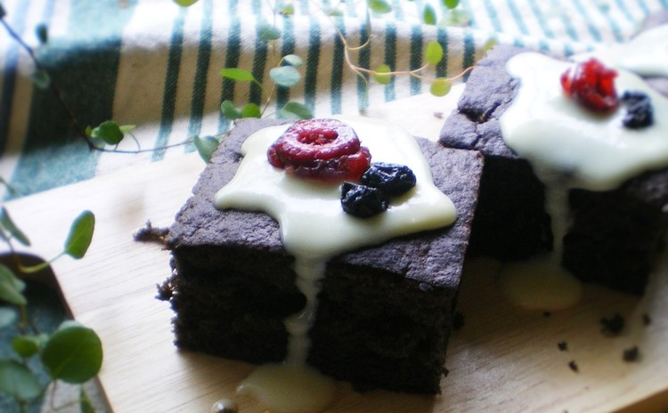 超簡単!チョコレートケーキ