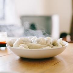皮~作る本格的な北京餃子