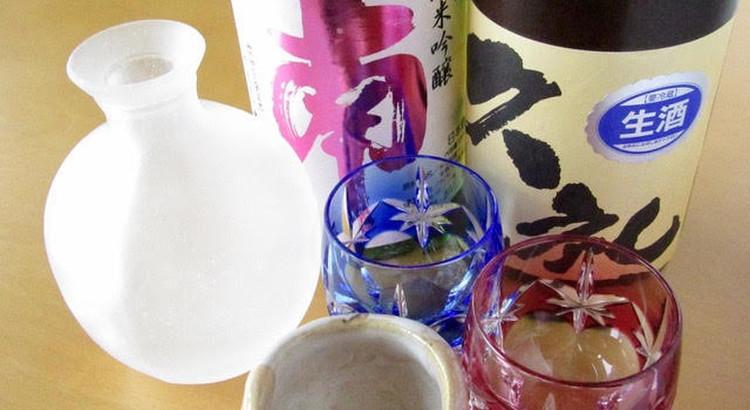 高知のお酒の試飲