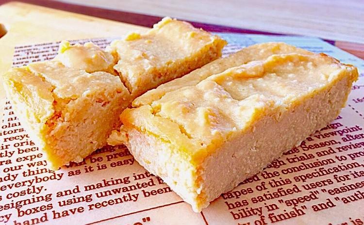 グルテンフリー♪さわやかに香るハーブパンと濃厚ベジチーズケーキ