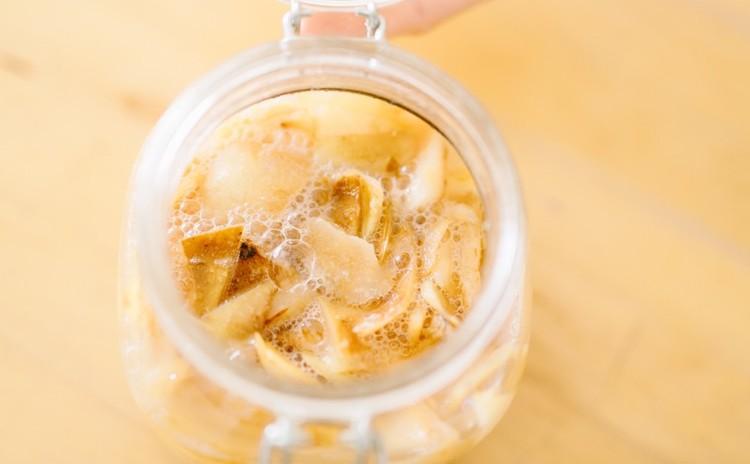 飲んでも美味しい★何回参加しても面白い自家製りんご酵母