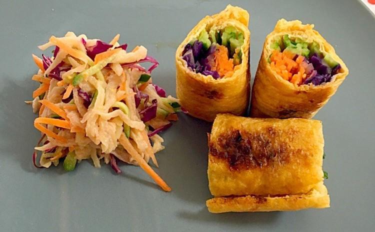定番の和食をオシャレにアレンジ☆カフェ風野菜たっぷり和食プレート全7品