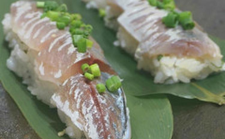 アンコールレッスン<魚をさばく!旬の鯵を1人1尾さばいて鯵寿司に挑戦&簡単砂肝料理>