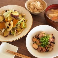 自家製塩麹から作ろう!鶏の塩麹焼き&根菜たっぷりメニュー