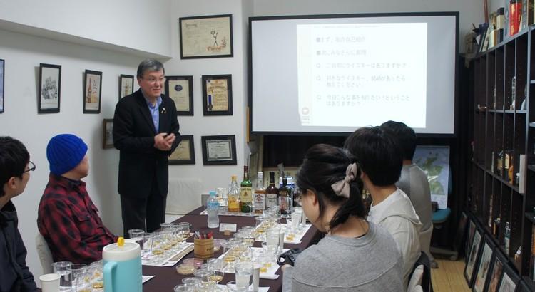 橋口孝司・燻製料理とお酒の教室