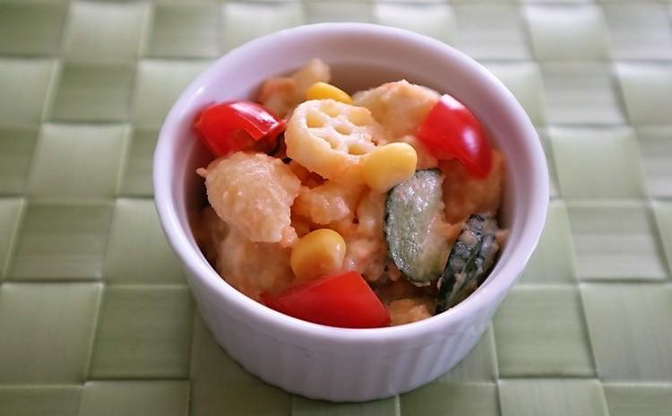 「野生・白神こだま酵母」発芽玄米パン・そら豆スープ・ポテロニサラダ