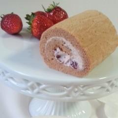 「お菓子作りの基本レッスン」イチゴのロールケーキをマスターしよう