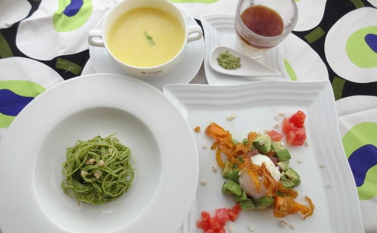 雑穀&スーパーフードの爽やか初夏メニュー