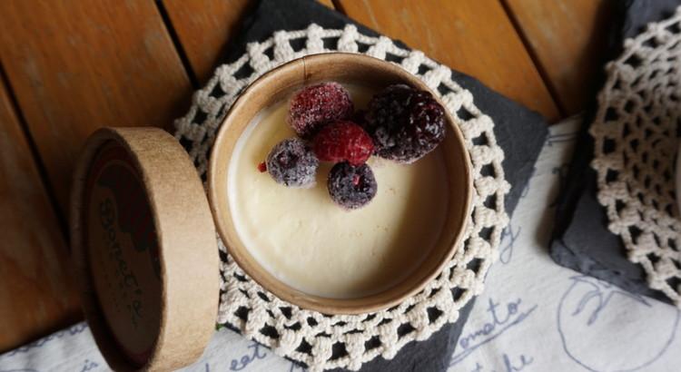 濃厚♡手作りアイスクリーム