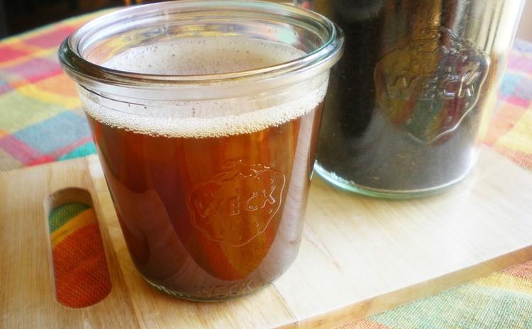 紅茶酵母作り(実習)