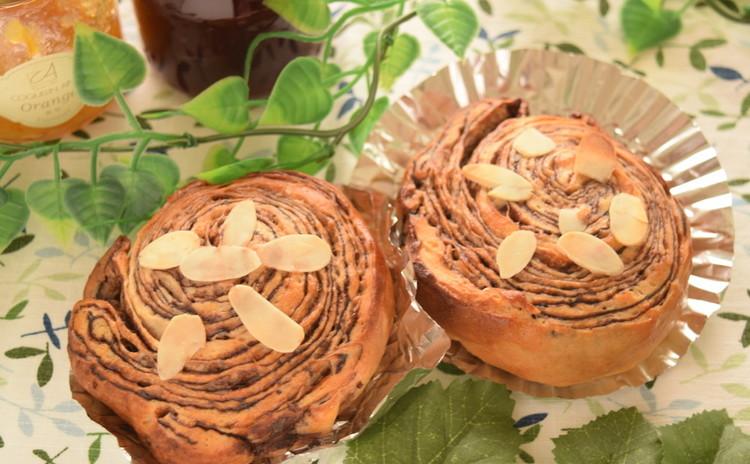 ~人気のチョコロールパン&ソフトフランスパン(^^)/