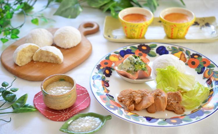 米麹だけで作る甘麹作りと甘麹を使った自然の甘みたっぷりのお料理レッスン