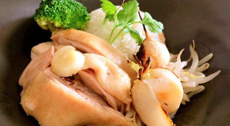 海南鶏(ゆでるタイプ)