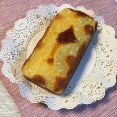さわやかなお菓子!ココナッツとパインのケーキ