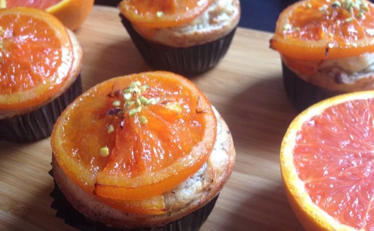【美しいパン】レーズン酵母で作るティーオレンジ
