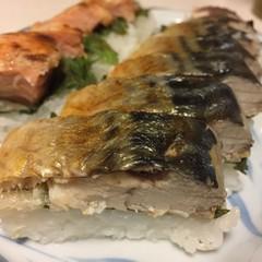 リクエスト☆新しょうがの甘酢漬け一瓶お持ち帰り☆焼き鯖寿司☆