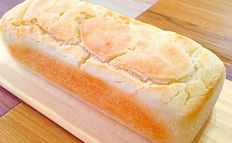 基本の米粉パン