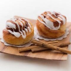 【2種のパン作り】くるみチーズ&シナモンロール♡