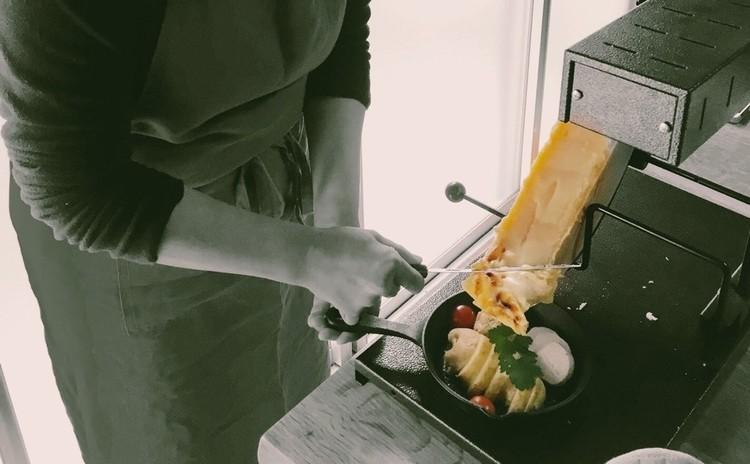 フランス産・スイス産・北海道産 「ラクレット・チーズ」3か国食べ比べ