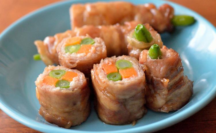 お弁当にも大活躍な作り置きおかずが盛り沢山♪巻き寿司も作りましょう♪