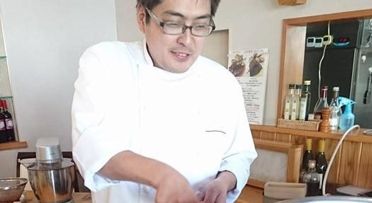 元俺のイタリアン料理長の作る、素材を生かしたイタリアン
