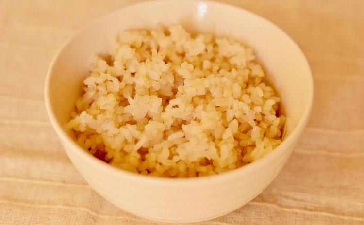 玄米5分ごはん