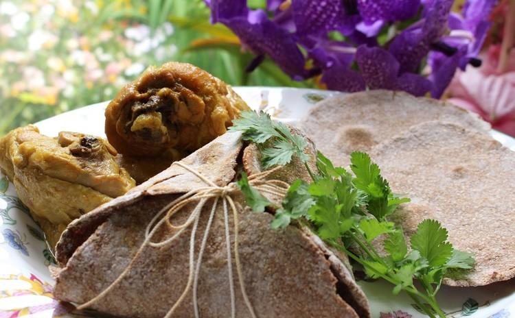 スペシャル&アンチエイジングカリーを食すムルガージョウドプリマハラジャ