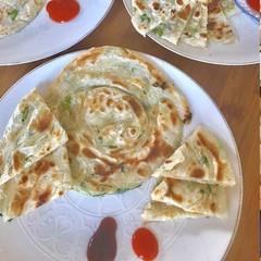 鶉の卵入り蝦シューマイ、ルーロー飯、葱油餅レッスン