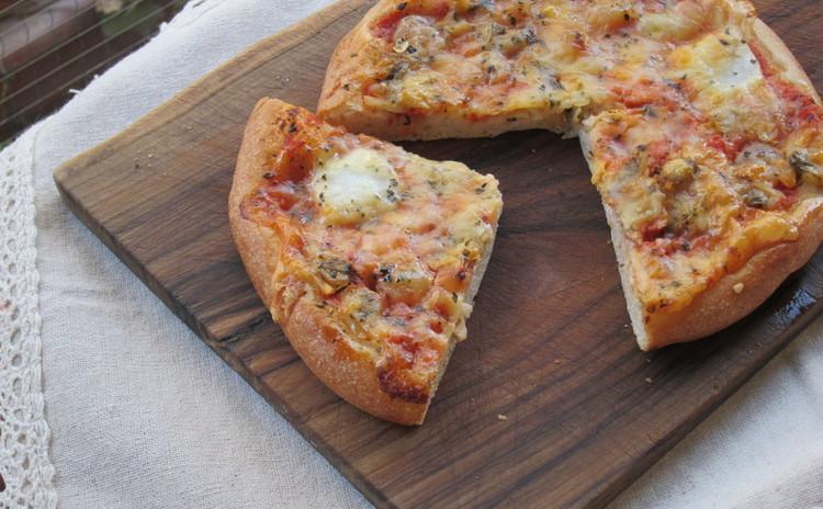初心者でも天然酵母パンが簡単に! 1つの生地から3種のイタリアパン