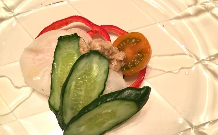 ☆ポリポリ♪干し野菜のサラダ