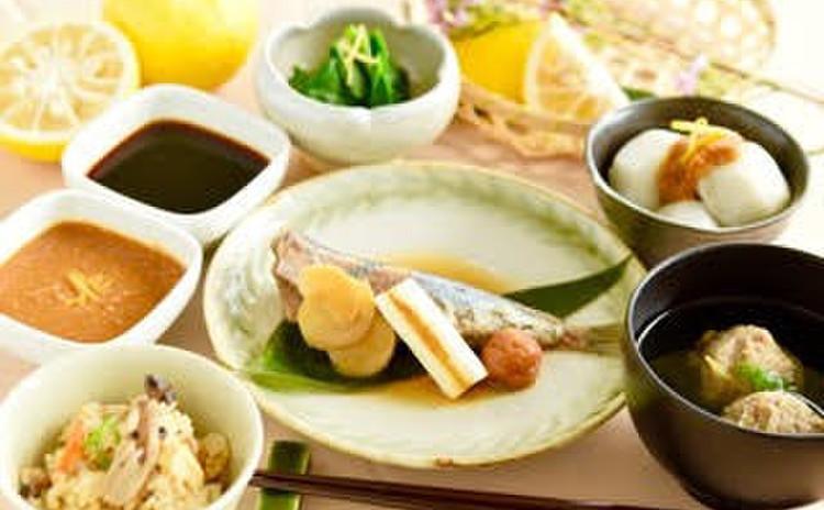 【基礎レッスン5】魚をさばく(いわしの梅煮&つみれ汁)他2品