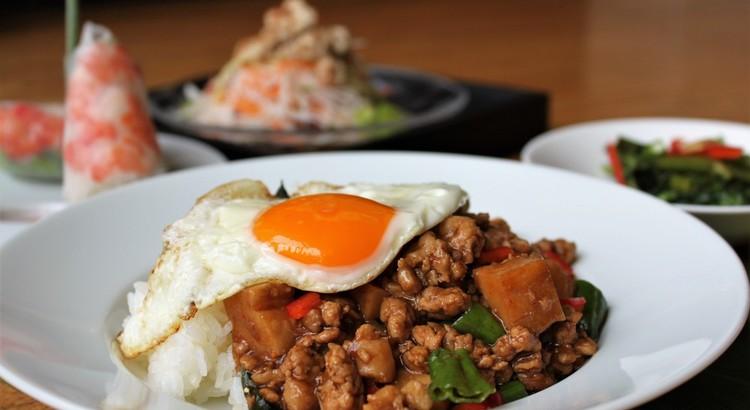 魔性のガパオ&むちむち生春巻きはいかが?他タイ料理レッスン!