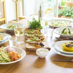 夏のイタリア料理