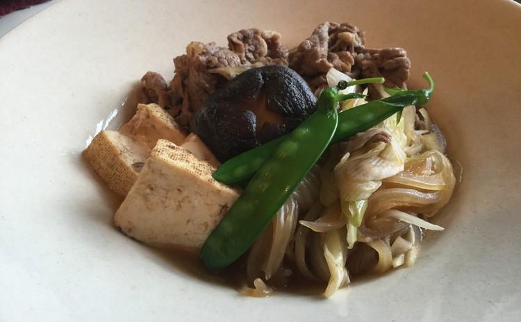 ☆一人前の肉豆腐〜お得な牛肉で、美味しくできるおうちの人気メニュー