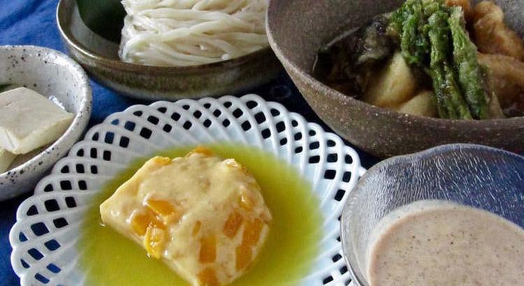 日本酒と食材、料理の相性とは