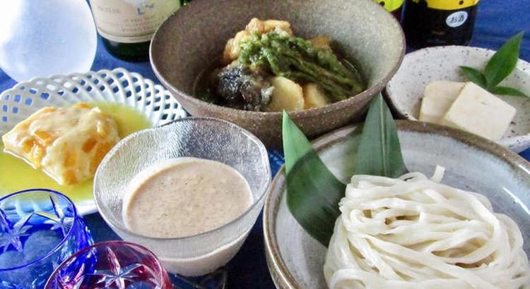 「〜に合う日本酒」の試飲とお料理とのマッチング