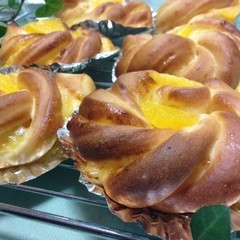 【19時~21時までのレッスン】イーストで作るパイナップルパン