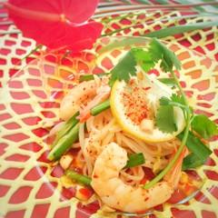 ボリュームたっぷり!タイ料理で夏の華やかおもてなし