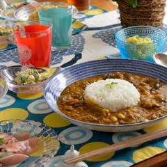 【追加開催】ルウを使わない絶品キーマカレー♡副菜&サラダも盛り沢山♬
