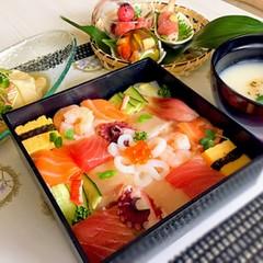 【リバイバル】鮮やか、モザイク寿司〜ひんやりごちそう 葉月御膳