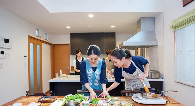 料理教室Assiette de KINU