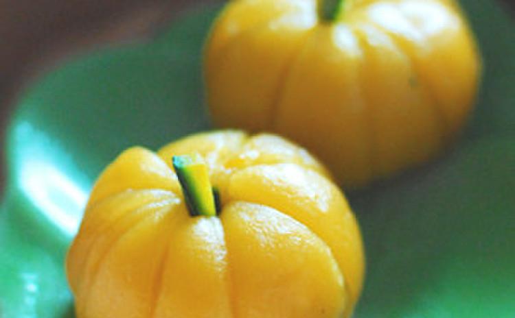 かぼちゃ団子(南瓜餅)