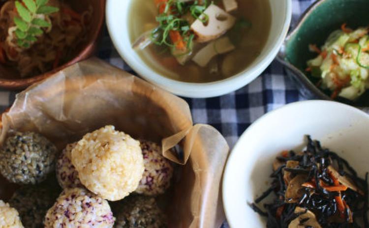 おばんざいで朝から健康!作り置きレシピ♪常備菜で美味しい☆簡単朝ごはん