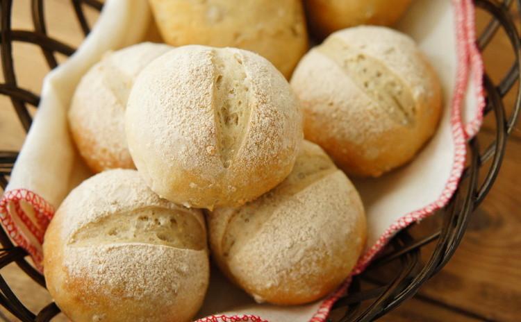 ちょっとでも低糖質を目指して!! 押し麦の全粒粉パン【復習キット付き】
