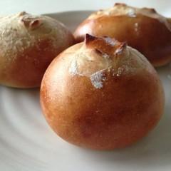 天然酵母 玄米きなこ餅パン