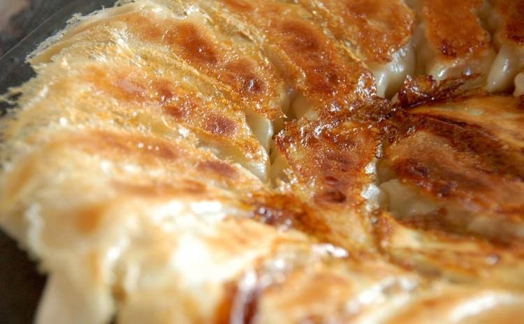 簡単だから何度でも 焼き餃子、ヘルシー豚キムチ、蒸しナス生姜醤油和え等
