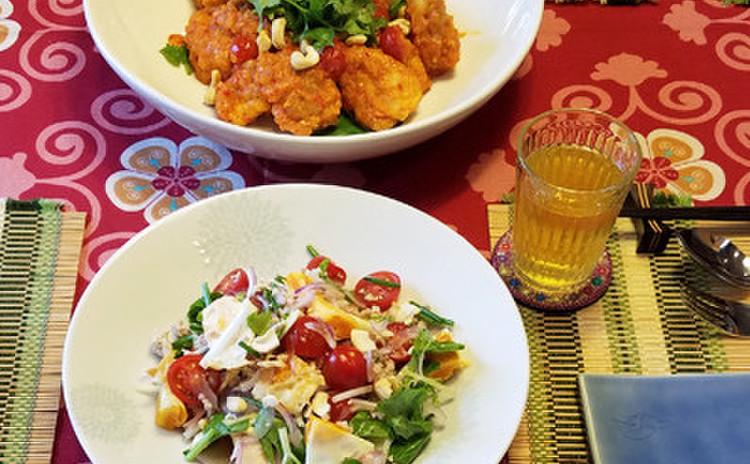 夏はタイ料理でおもてなし!デリで人気の「トムヤムチキン」他♪