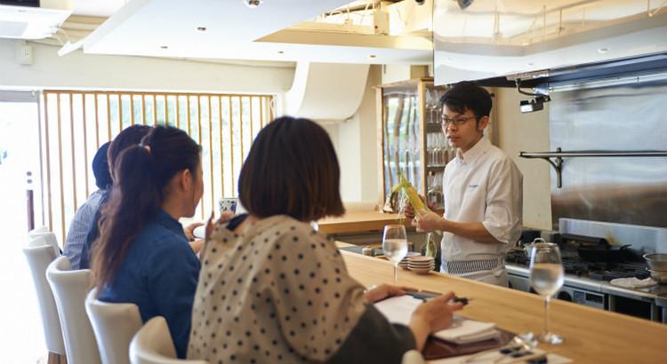 Le japon cooking class