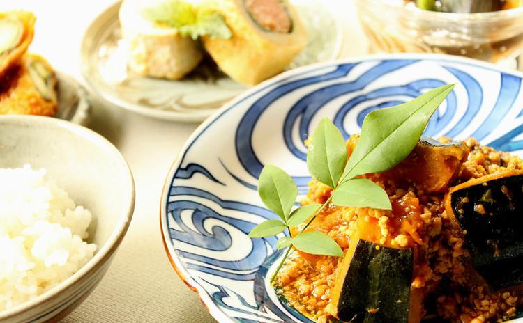 【リクエスト開催】南瓜でこっくり、茄子であっさり!基本の煮物2種
